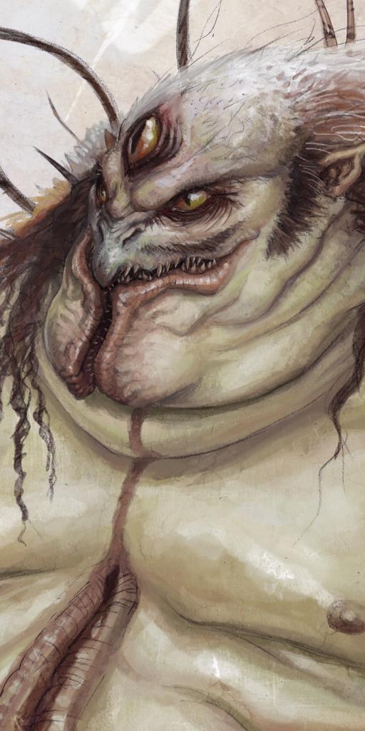 Day'rhun portrait by Ultyzarus