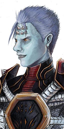 Radek Portrait by Ultyzarus