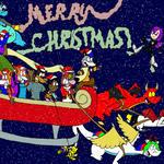 Merry Christmas by TeamTeaandBiscuits