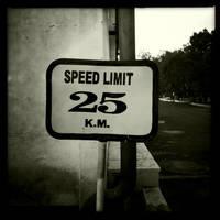 speed limit by chaitshroff
