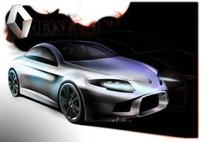 Renault Concept by lockanload