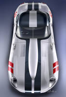 Jaguar E type by lockanload