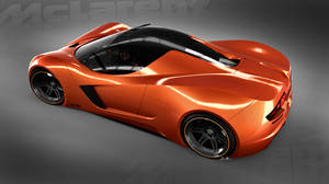 McLaren LM5 rear view