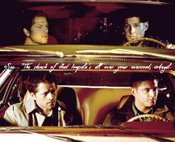 Impala by mrsVSnape