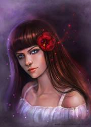 Witch by Marizano