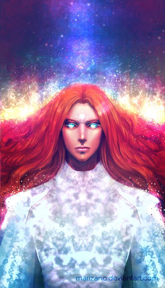 Angel Seraph by Marizano