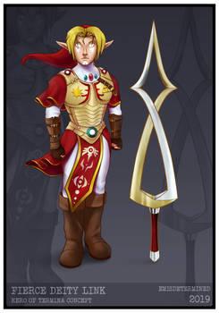 Hero of Termina Concept - Final Concept