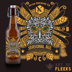 Secretary Seasonal Ale