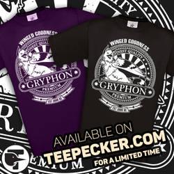 NEW SHIRT! - Premium Gryphon Remake