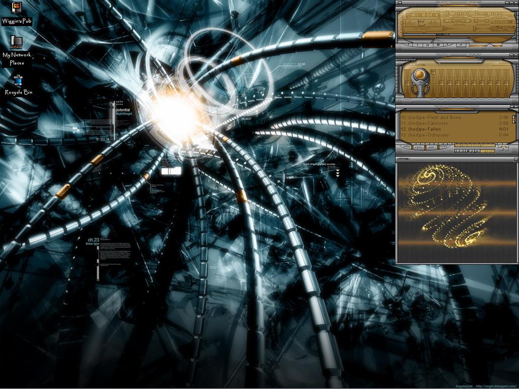 Evil Rice Desktop 8 by evilrice