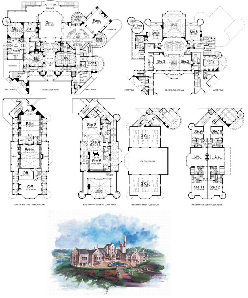 Mansion floor plan by shippo lover on deviantart Mansion floor plans