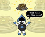 Flapjacks! by MsDaBoss7