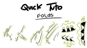 Quick tuto: Folds