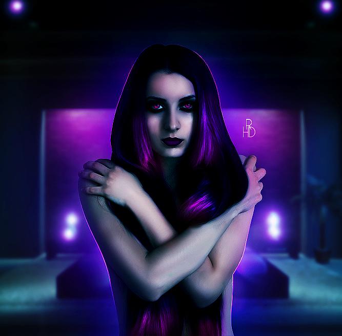 Night Seductiion by RandomHD
