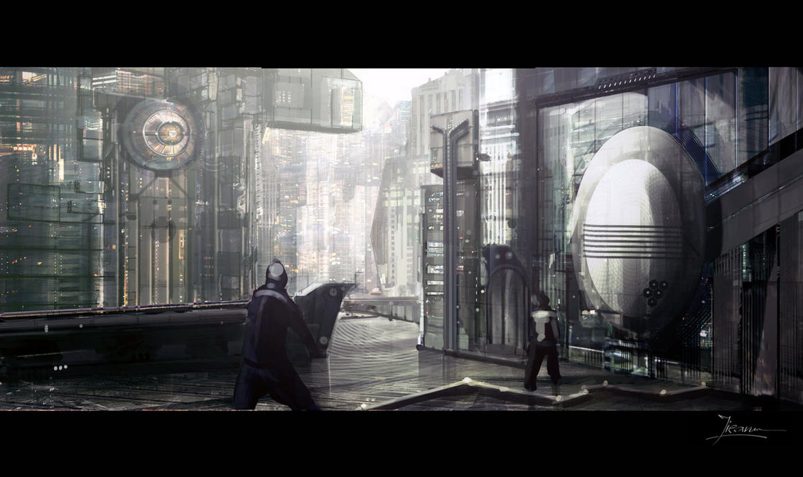 Metropolis by max4ever