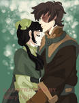 Avatar: Mai and Zuko's date