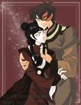 Avatar: Mai and Zuko