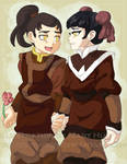 Avatar: Young love