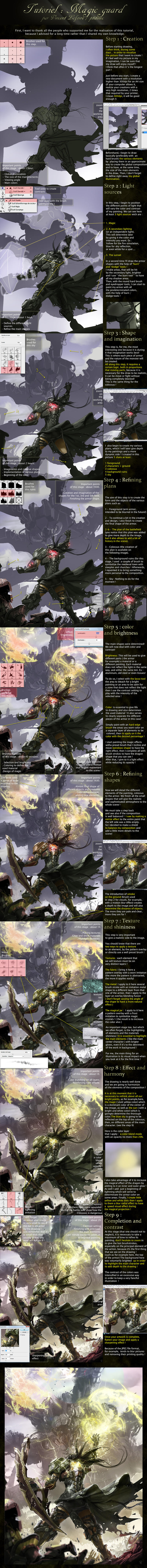 tutorial : magic guard anglais by ptitvinc