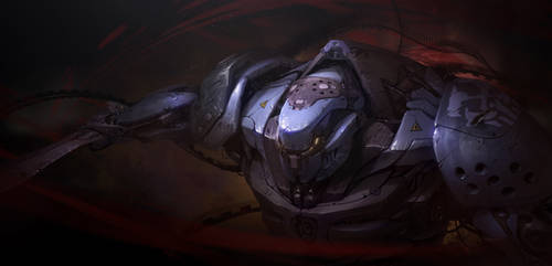 mechanical Gladiator