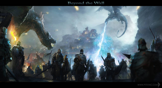 Beyond the Wall by ptitvinc