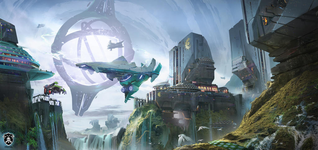 An Alliance Port City