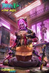 Contest Dps Cyberpunk 2077