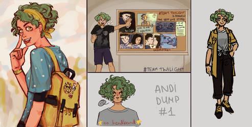NDU: dump #1