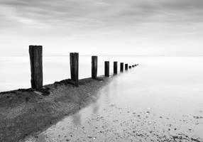 Nailed into the sea by Invi-Light