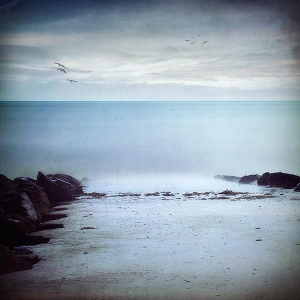Autumn sea by Invi-Light