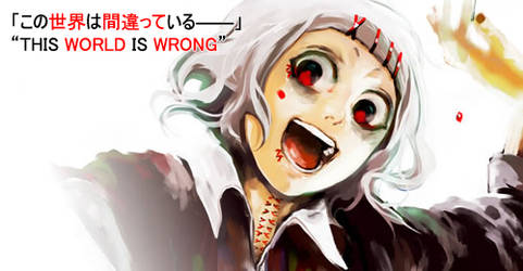 THIS WORLD IS WRONG - 6