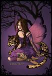 Dark Fairy Jane Fairfax by PippaFashions