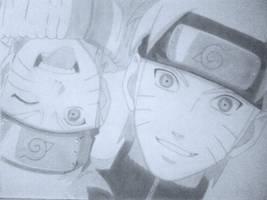 Naruto by misshinata9