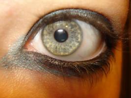 my eye by misshinata9