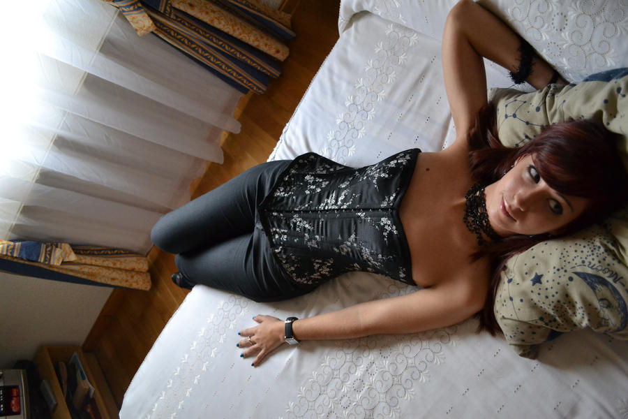 corset by misshinata9