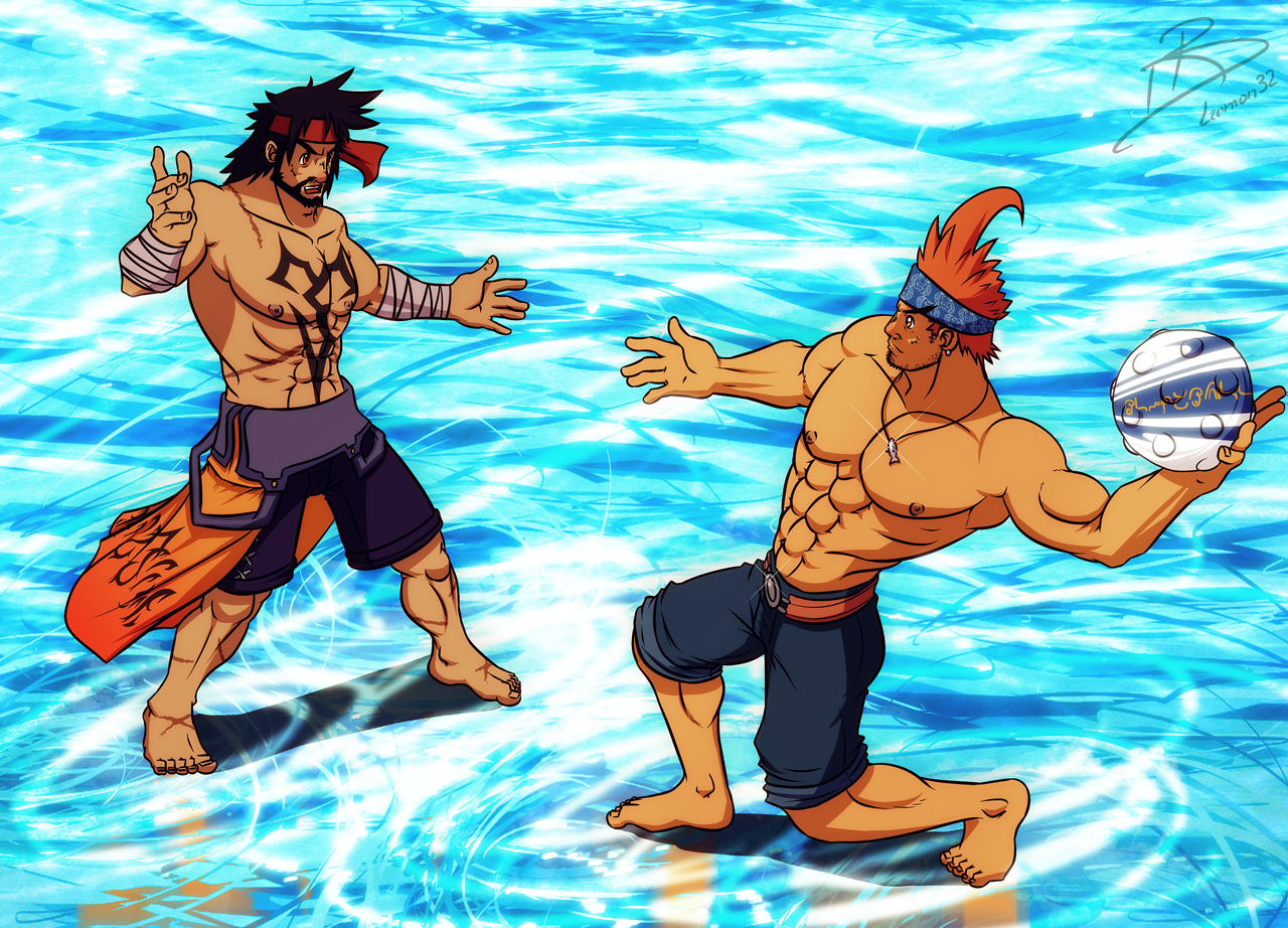 Jecht Fight