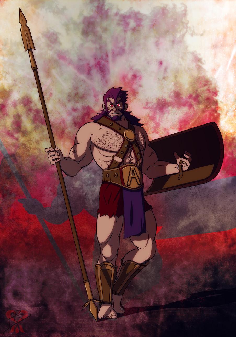 Ares the god of war by leomon32 on deviantart - Ares god of war wallpaper ...