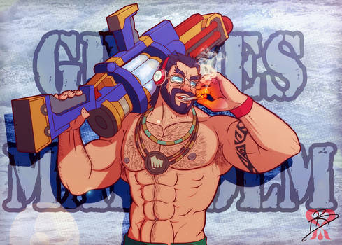 Super Pool party Graves +LoL+
