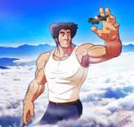 Giant Wolverine