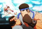 Small Ryu vs Big Ryu