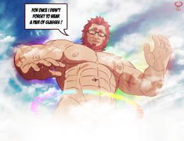 Giant Growth - Iskandar