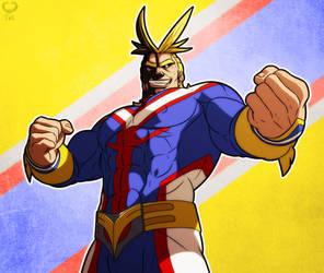 My Hero Academia - All Might -