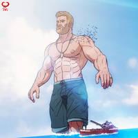 Chris Hemsworth +God of the Sea+