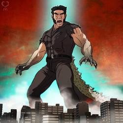 Godzilla Gijinka