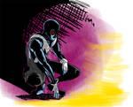 Random superhero