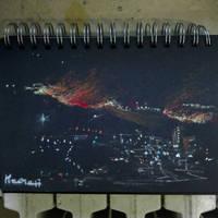 Fire in Genova by keera-art