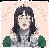 Thankyou by umiibozu