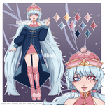 Adoptables #25 - AUCTION - CLOSED by umiibozu