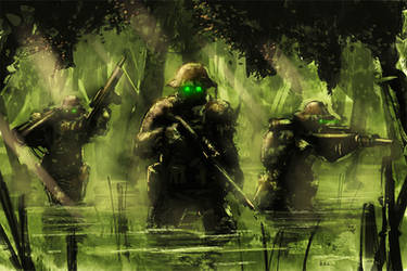 Navy SEALs by Nero-tbs