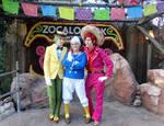 Welcome to Disneyland by JabiCosplay